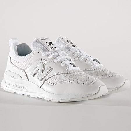 New Balance - Baskets Classics 997H 738171-60 White
