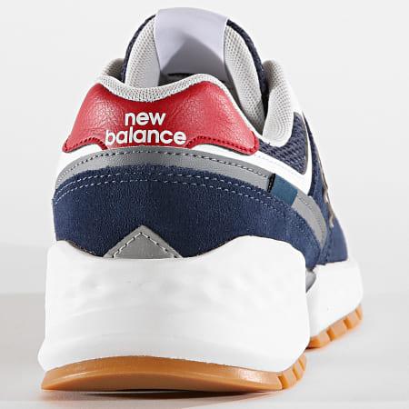 New Balance - Baskets Lifestyle 574 735981-60 Pigment Marine