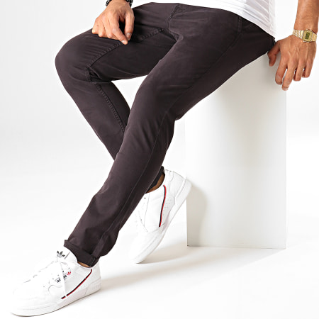 Only And Sons - Pantalon Chino Tarp Noir