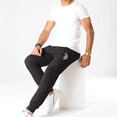 US Polo ASSN - Pantalon Jogging USPA 11552942-51930 Noir Gris