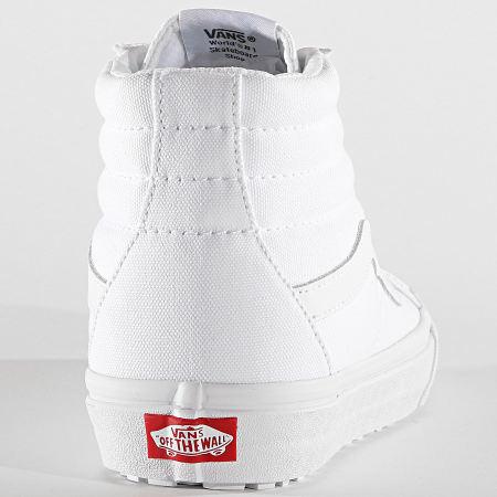 Vans - Baskets Sk8 Hi Reissue UC A3MV5V7Y True White