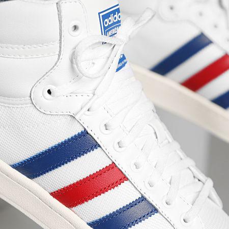 adidas - Baskets Americana Hi EF2803 Footwear White Collegiate Royal Scarlet