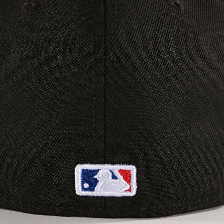 New Era - Casquette Fitted 59Fifty League Essential 12040448 Los Angeles Dodgers Noir