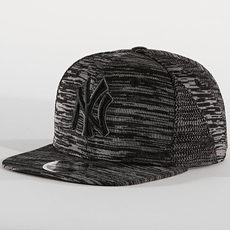 New Era - Casquette Snapback 9Fifty Engineered Fit 12040529 New York Yankees Noir Chiné