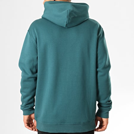 Tommy Hilfiger Jeans - Sweat Capuche Classics 7199 Vert Sapin