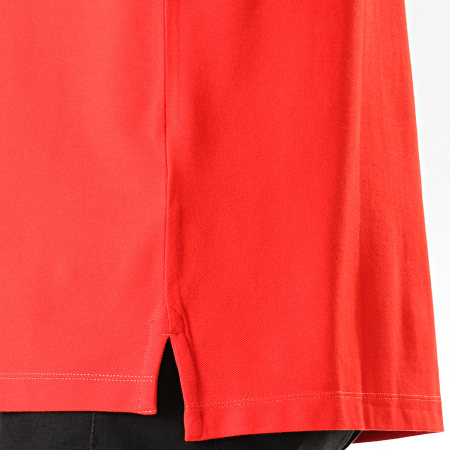 Tommy Hilfiger Jeans - Polo Manches Courtes Classics Tipped 7195 Rouge