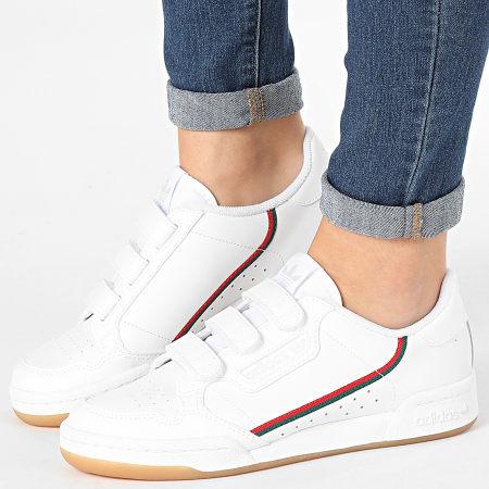 chaussure adidas continental 80 femme