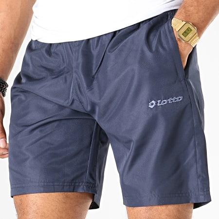 Lotto - Short Jogging Milano 211024 Bleu Marine