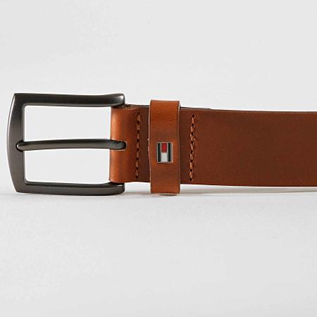 Tommy Hilfiger - Ceinture Denton Leather 5130 Cognac