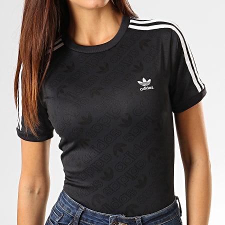 tee-shirt femme adidas