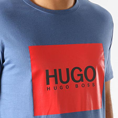 HUGO By Hugo Boss - Tee Shirt Dolive 194 50414225 Bleu Clair