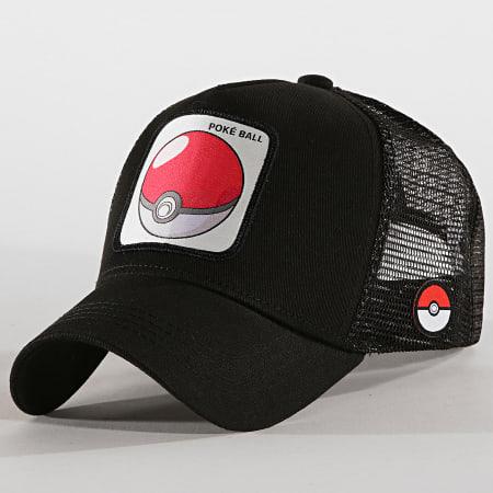 Casquette Pokemon PokeBall