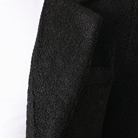 Frilivin - Manteau HP0049 Noir