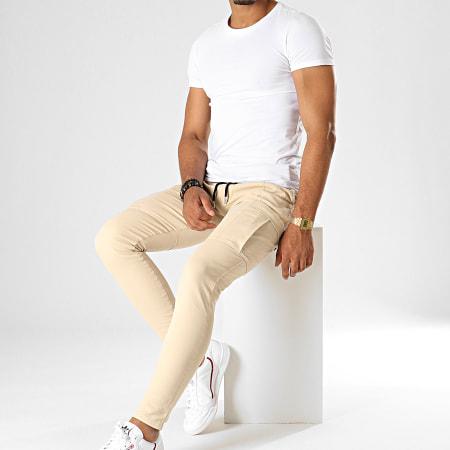 Uniplay - Pantalon Slim PS-3 Beige