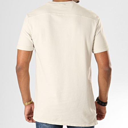 Uniplay - Tee Shirt UY440 Beige