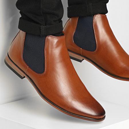 Classic Series - Chelsea Boots GH3072 Marron Clair