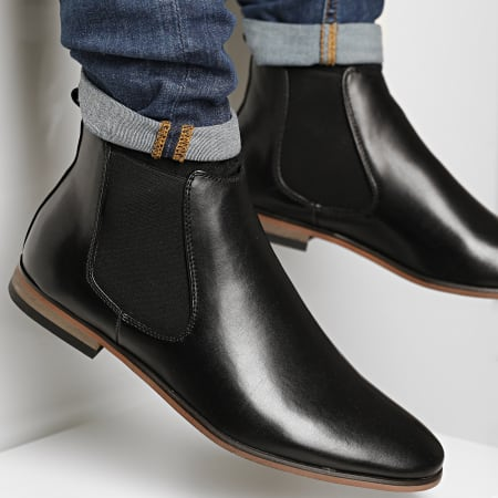 Classic Series - Chelsea Boots GH3072 Black