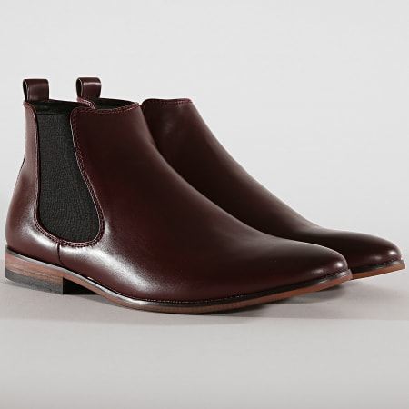 Classic Series - Chelsea Boots GH3072 Marron