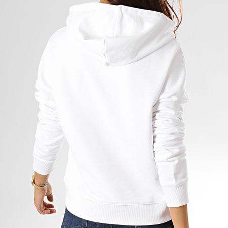 Guess - Sweat Capuche Femme W94Q62-K97F0 Blanc