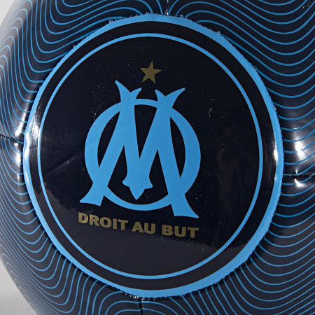 OM - Ballon De Foot OM Phantom XII M19068 Bleu