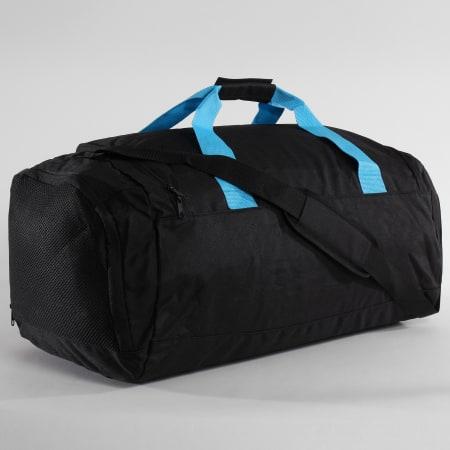 OM - Sac De Sport M19065 Noir Bleu Clair
