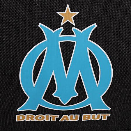 OM - Sac De Sport M19064 Noir Bleu Clair