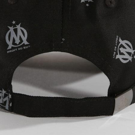 OM - Casquette OM M19019 Noir