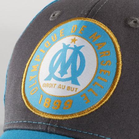 OM - Casquette Enfant OM M19039 Bleu Ciel