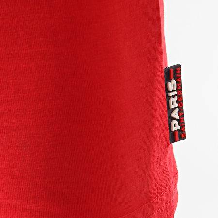 PSG - Tee Shirt Enfant PSG Big Logo P13098C Rouge