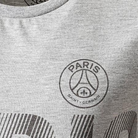 PSG - Tee Shirt Enfant PSG Graphic P13099C Gris Chiné