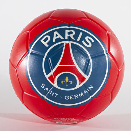 PSG - Ballon PSG Mousse P13002 Rouge