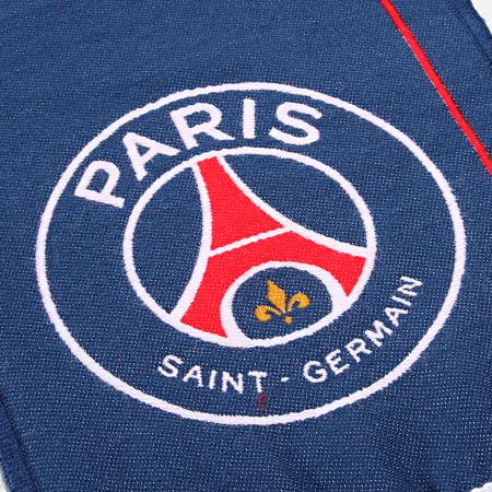 PSG - Echarpe Paris Saint-Germain Bleu Marine Rouge