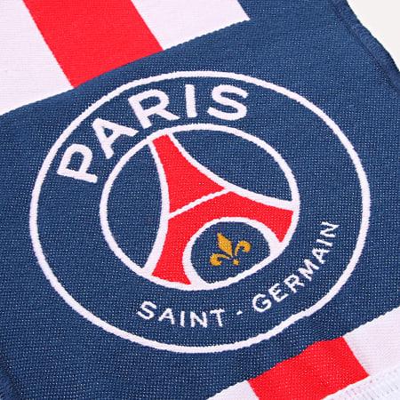PSG - Echarpe Ici C'est Paris Bleu Marine Rouge