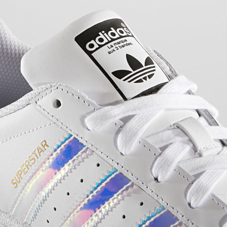 adidas Baskets Femme Superstar AG6278 Footwear White