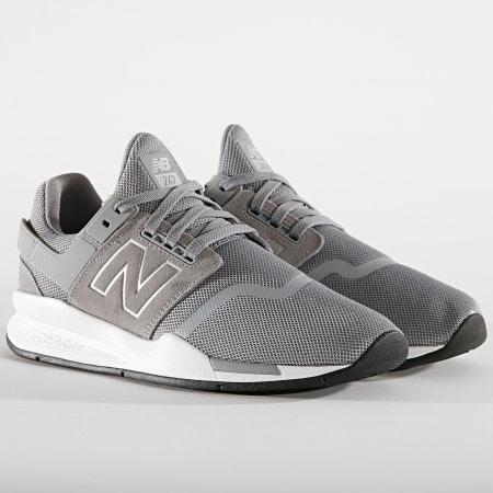 New Balance - Baskets Lifestyle 247 736001-60 Steel Grey