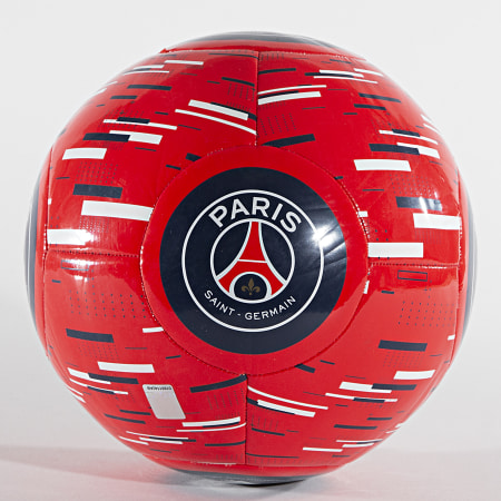 PSG - Ballon De Foot PSG Phantom XII P13167 Rouge