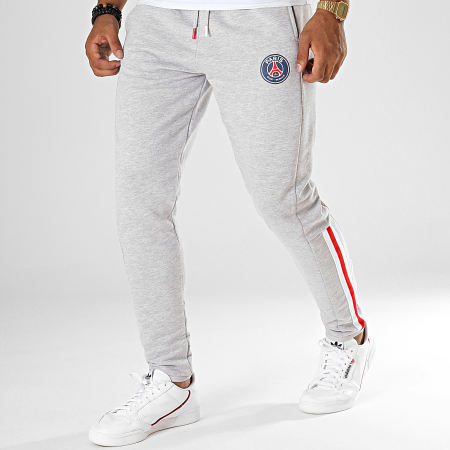 PSG - Pantalon Jogging P13055 Gris Chiné