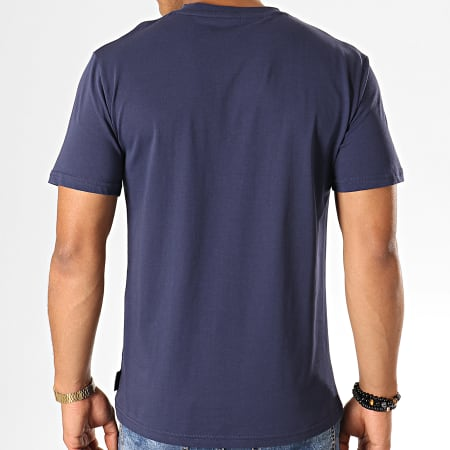 PSG - Tee Shirt PSG P13045C Bleu Marine