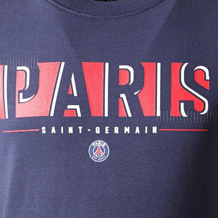 PSG - Tee Shirt Enfant PSG P13097C Bleu Marine