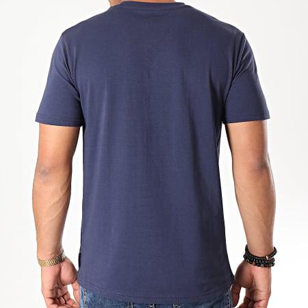 PSG - Tee Shirt Paris Saint-Germain P13044C Bleu Marine