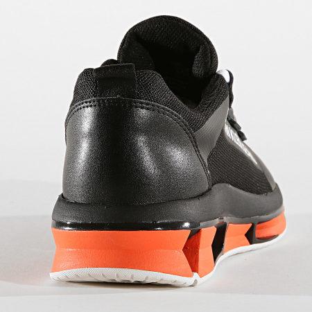 Calvin Klein - Baskets Leory Low Top Lace Up Mesh S0590 Black