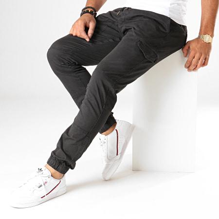 Indicode Jeans - Jogger Pant Levi Noir