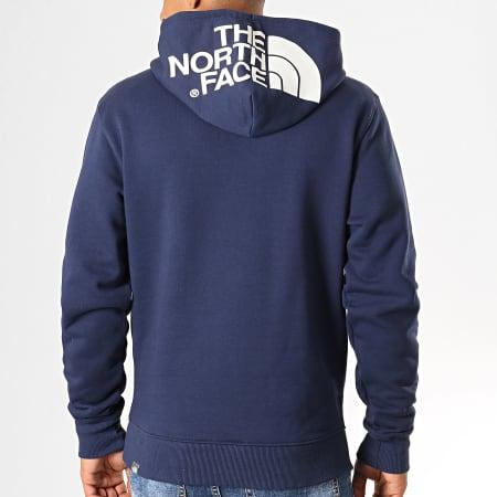 The North Face - Sweat Capuche Seasonal Drew Peak 2TUV Bleu Marine