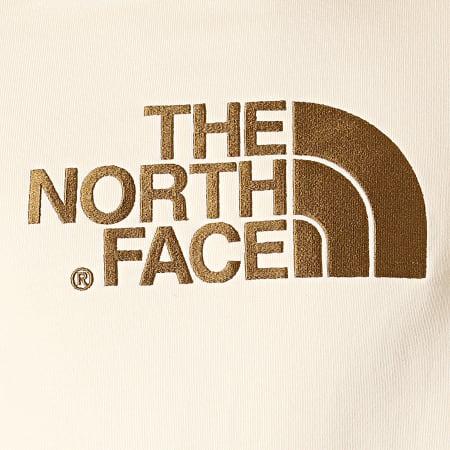 The North Face - Sweat Capuche Drew Peak AHJY Beige Marron