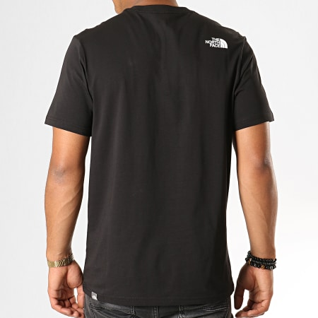 The North Face - Tee Shirt NSE 2TX4 Noir