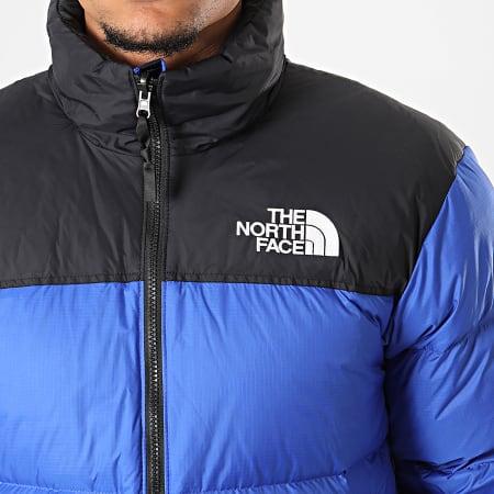 The North Face - Doudoune 1996 Retro Nuptse 3C8D Bleu Roi Noir