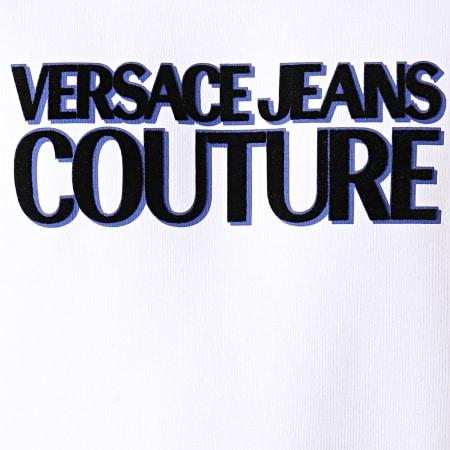 Versace Jeans Couture - Sweat Crewneck UUM302 B7GUB7TJ-30282 Blanc
