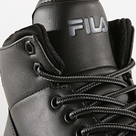 Fila Baskets Lance Mid 1010146 Black Black