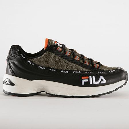 Fila - Baskets DSTR97 1010570 Black Burnt Olive