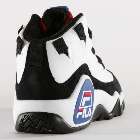 Fila - Baskets Fila 95 Grant Hill 1010579 White Black Fila Red